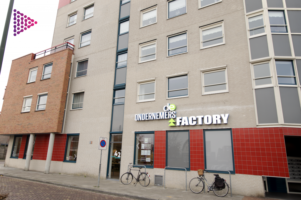 De Ondernemersfactory Winschoten In de Video
